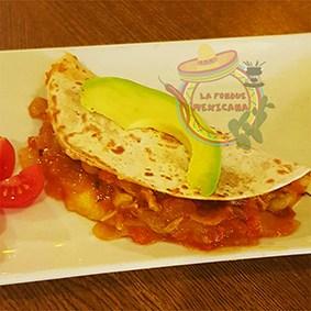 queca flor de calabaza la fondue mexicana