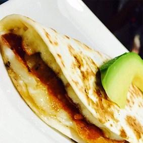 quesadillas la fondue mexicana