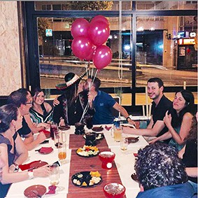celebraciones la fondue mexicana