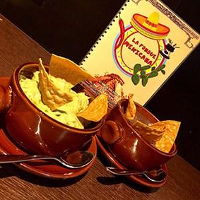 guacamole y frijoles la fondue mexicana