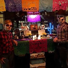 halloween la fondue mexicana