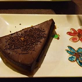 tarta de chocolate la fondue mexicana