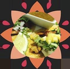 menu 3 la fondue mexicana